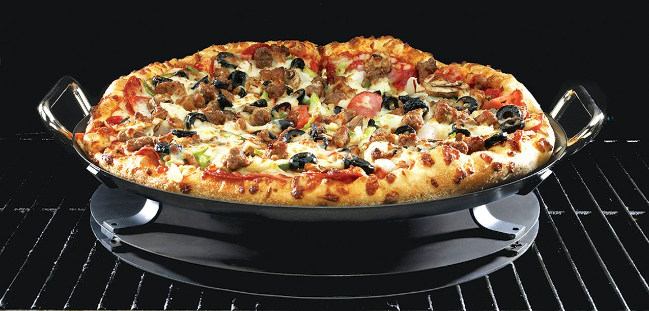 Eastman Outdoors BBQ Grill Pizza Pan by Eastman Outdoors (Image #4)