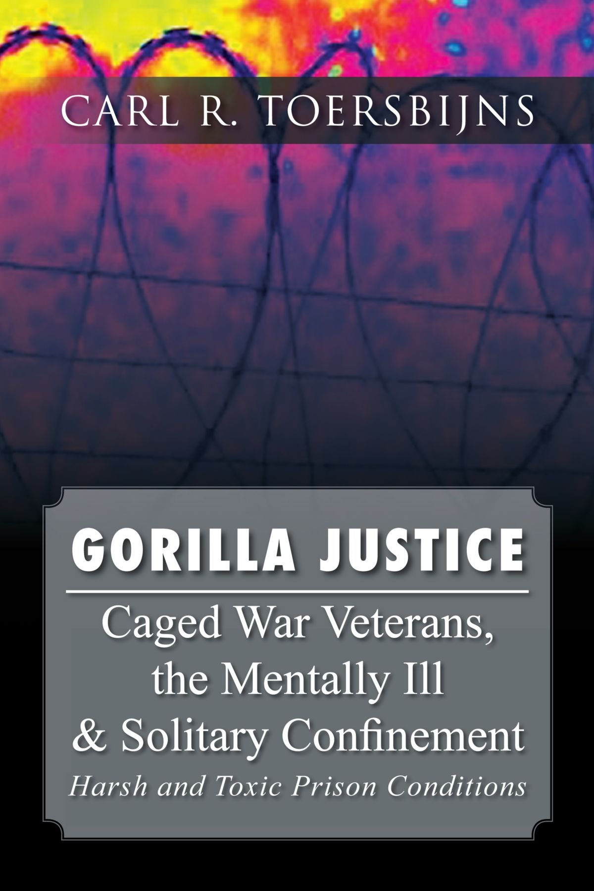 Gorilla Justice: Caged War Veterans, the Mentally Ill & Solitary Confinement PDF