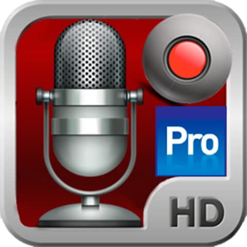 Crazy Voice Recorder Pro (Upload Music To Cloud)