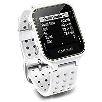 Garmin Approach S20 Golf Watch, White