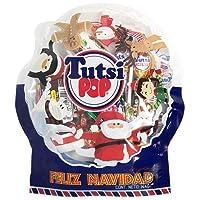 Tutsi Pop dulces surtidos bolsa pouch esfera navidad 10 bolsas 144 g c/u