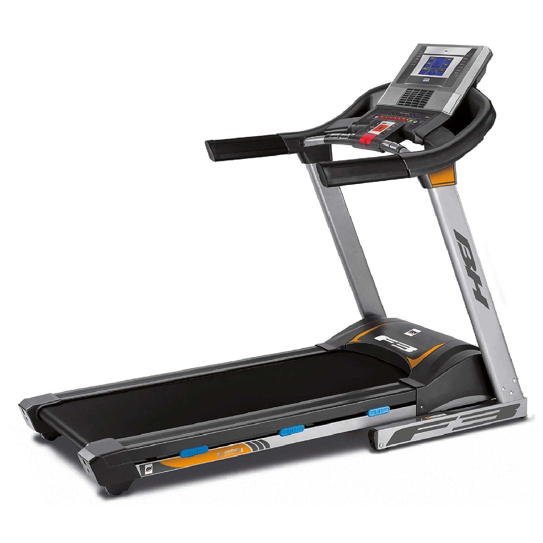 BH Fitness - Cinta de Correr Plegable - 3 PS - 18 km/h - para Uso ...