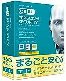 ESET パーソナル セキュリティ まるごと安心パック 1台1年版