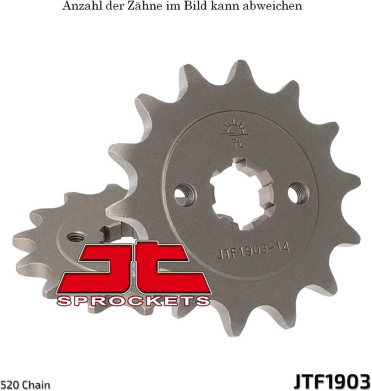 Ritzel 13 Z/ähne f/ür Duke 125 Baujahr 2011-2012 von jtSprockets