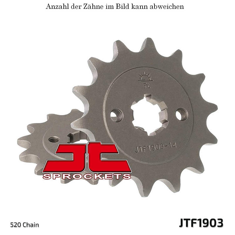 Ritzel 15 Z/ähne f/ür Duke 125 Baujahr 2011-2012 von jtSprockets