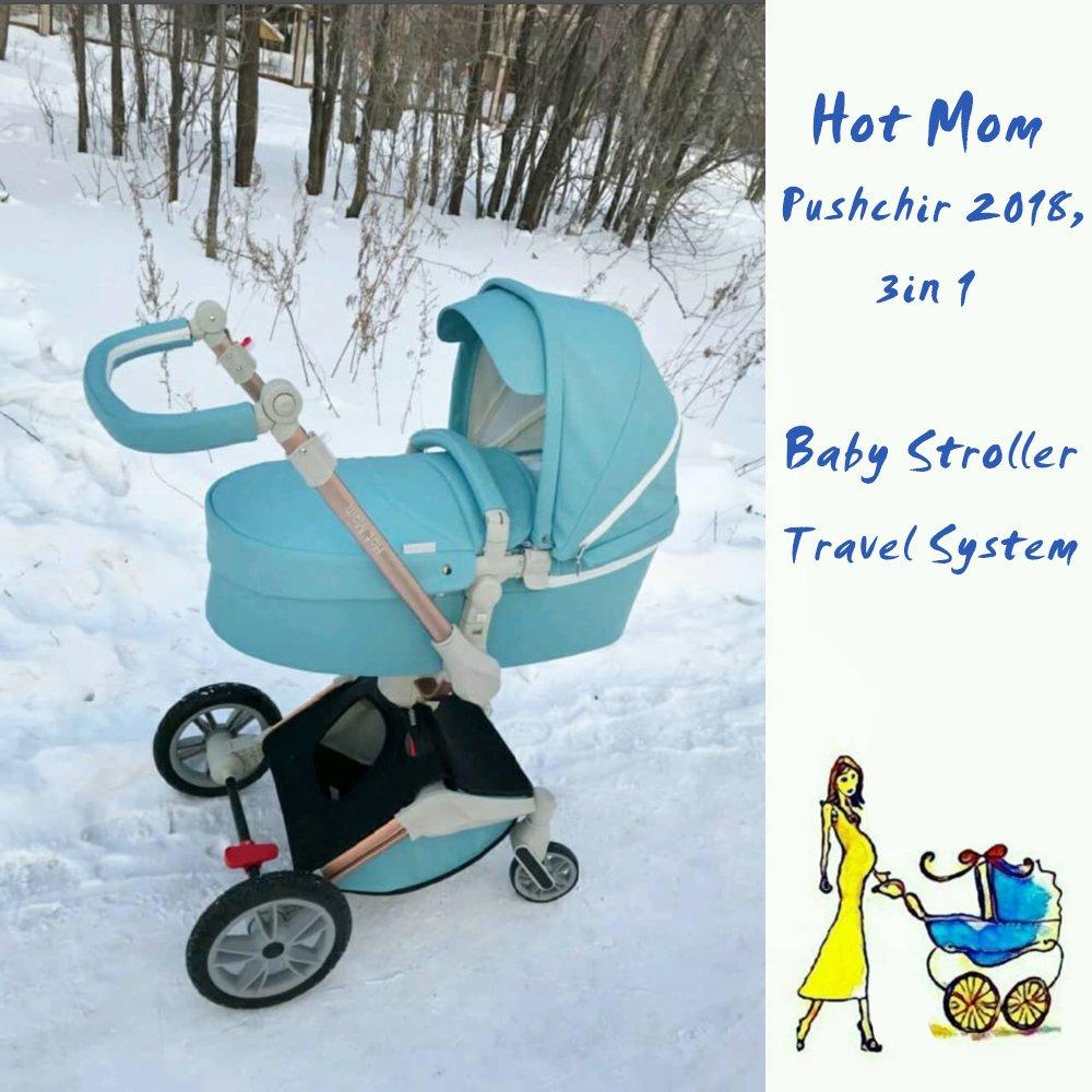Fu/ßsack Handschuhe Hot Mom Winter Kit f/ür Hot Mom Kinderwagen Model F023-2018 inkl Winter Schutz Kinderwagen Zubeh/ör