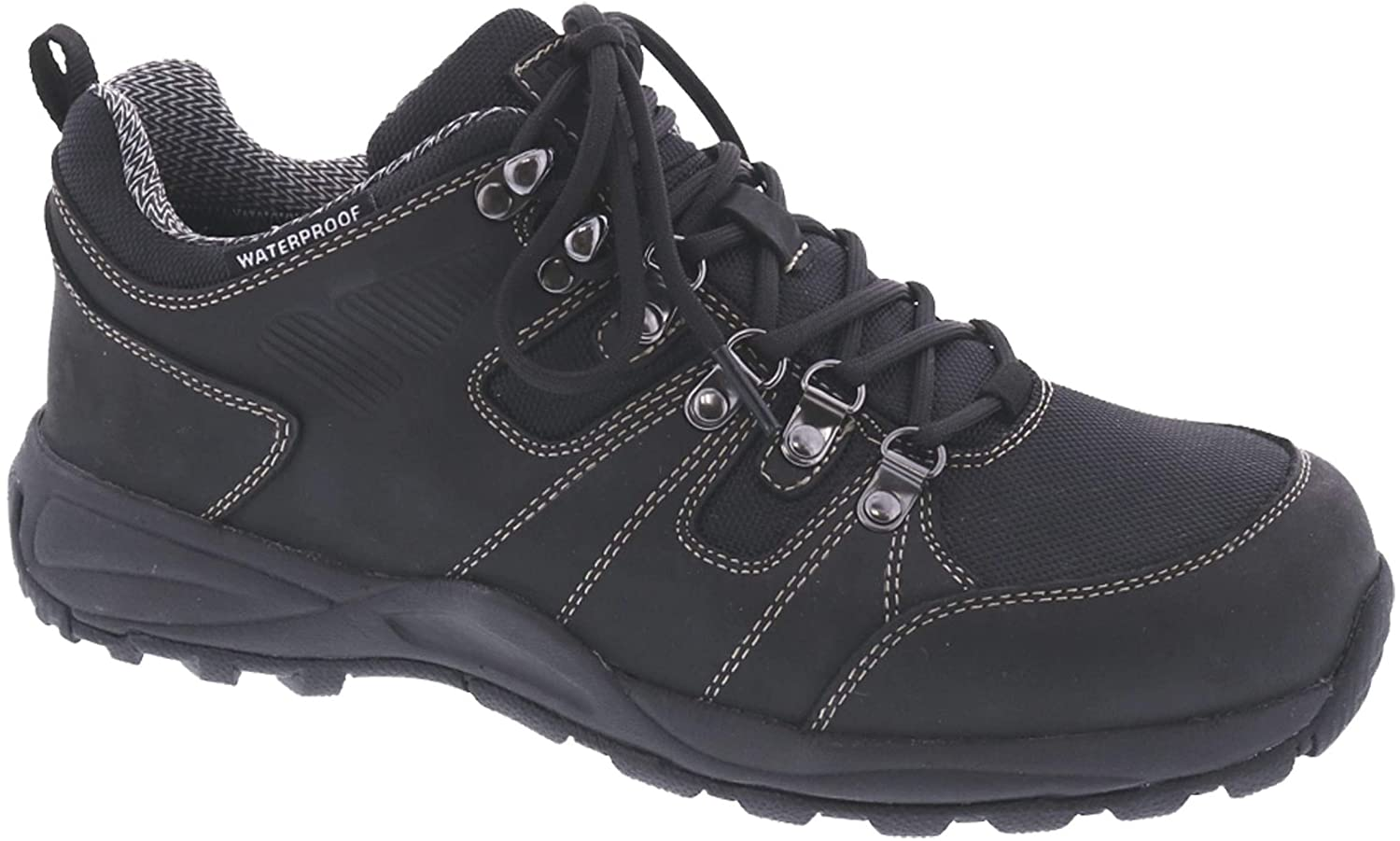 Drew Men Canyon 40737 Leather Hiking Shoe