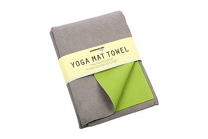 Amazon.com: 360 Athletics Yoga Mat/Towel: Toys & Games