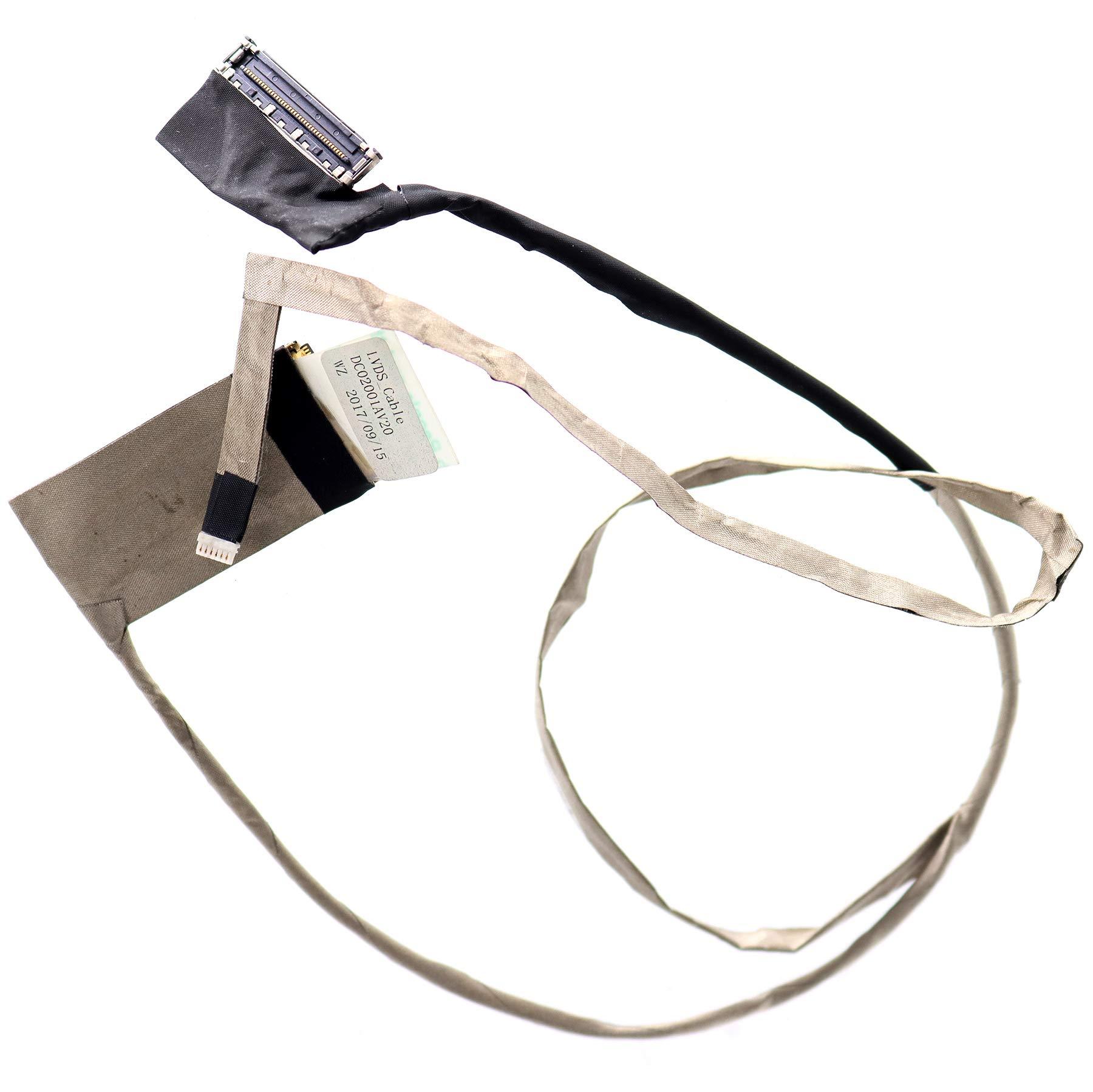 Cable Flex LVDS para ASUS K53 A53 X53 A53S A53U A53Z A53T K5