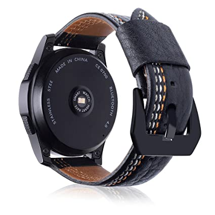 Mike Franklins Smartwatch Strap Compatible Samsung Gear S3 ...