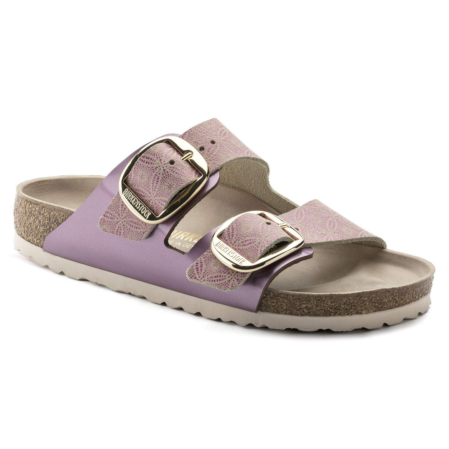 Birkenstock Arizona Hex Rose Leather 40 (US Women's 9-9.5)