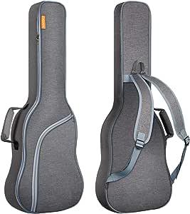 CAHAYA Bolsa Guitarra Electrica Acolchada 9mm para Guitarra ...