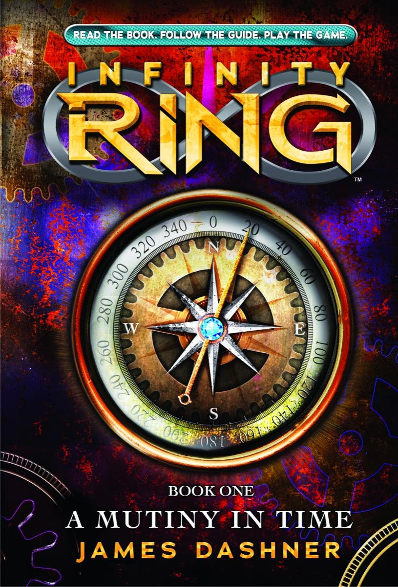 Infinity Ring Book 1: A Mutiny in Time - Audio