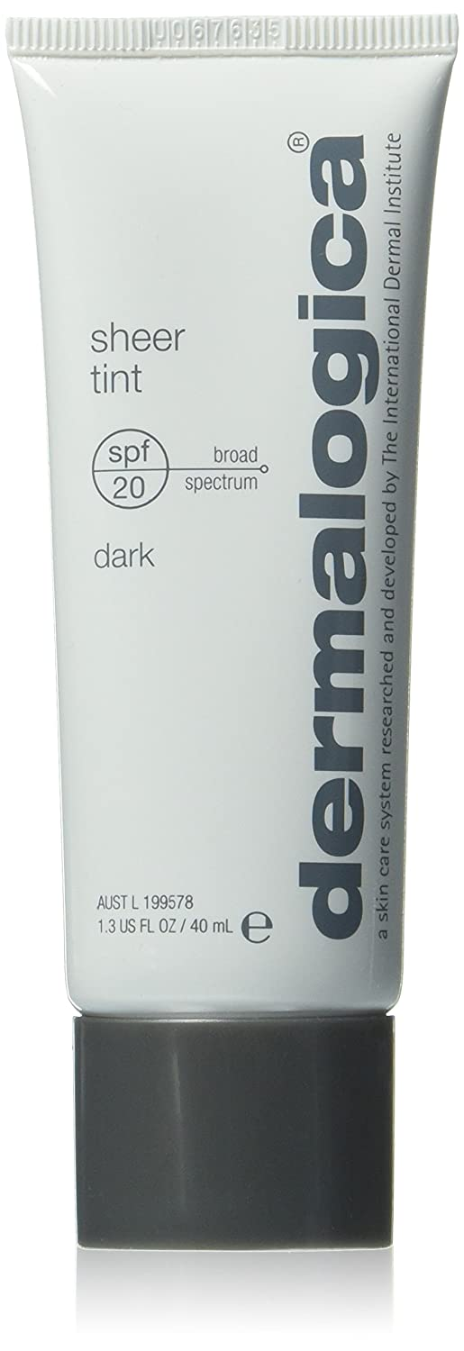 Dermalogica Sheer Tint SPF 20 Sunscreen, Medium, 1.3 Ounce 111130