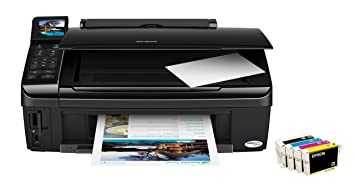 epson stylus sx515w high speed all in one printer with individual rh amazon co uk Epson Printer R 2400 Manuals Epson XP 440 Printer Manual