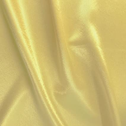 d6256808cbc29 Amazon.com: Crepe Back Satin Bridal Fabric Drapery Soft 60