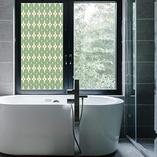100% qualité garantie trouver le prix le plus bas gamme exceptionnelle de styles et de couleurs YOLIYANA Film décoratif pour fenêtre en céramique, carrelage ...