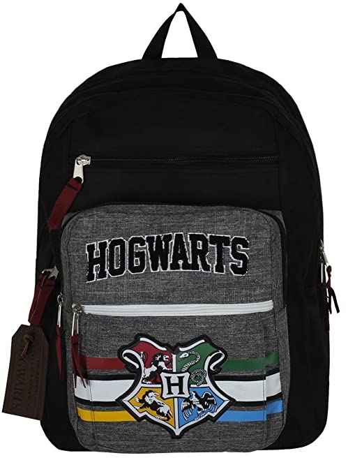 7980b1f89bef Amazon.com  Harry Potter Hogwarts Collegiate Backpack  Computers    Accessories