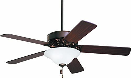 Emerson Ceiling Fans CF712WORB Pro Series Ceiling Fans, Indoor Ceiling Fan with Light, 50-Inch Blades, Oil Rubbed Bronze Finish