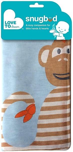 Amazon.com: Amor to Sueño Snugbud – Manta de chupete overol ...