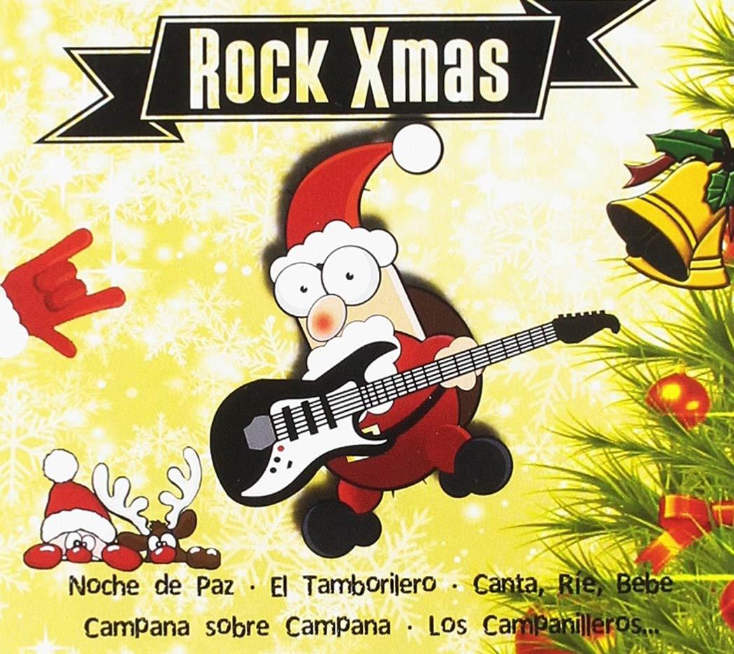 Rock X-mas: Varios: Amazon.es: Música