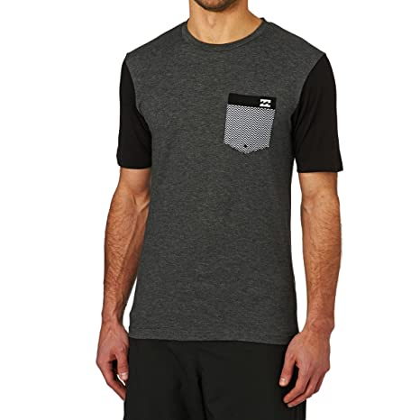 Billabong Lycra Showcase Surf – Camiseta de negro small