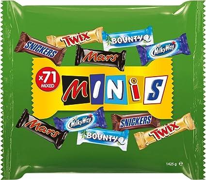 Mixed Minis, 1 paquete (1 x 1,425 kg): Amazon.es ...