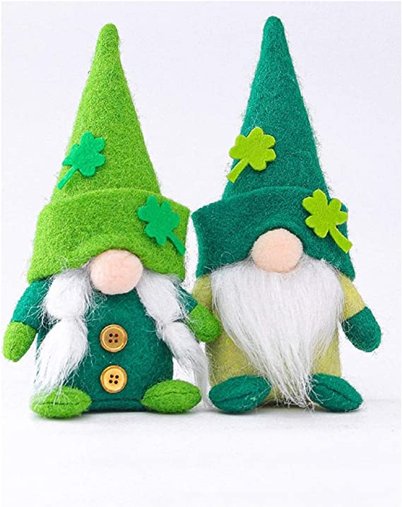Patricks Day Cute Plush Gnomes Holiday Present,Lovely Bedroom ...
