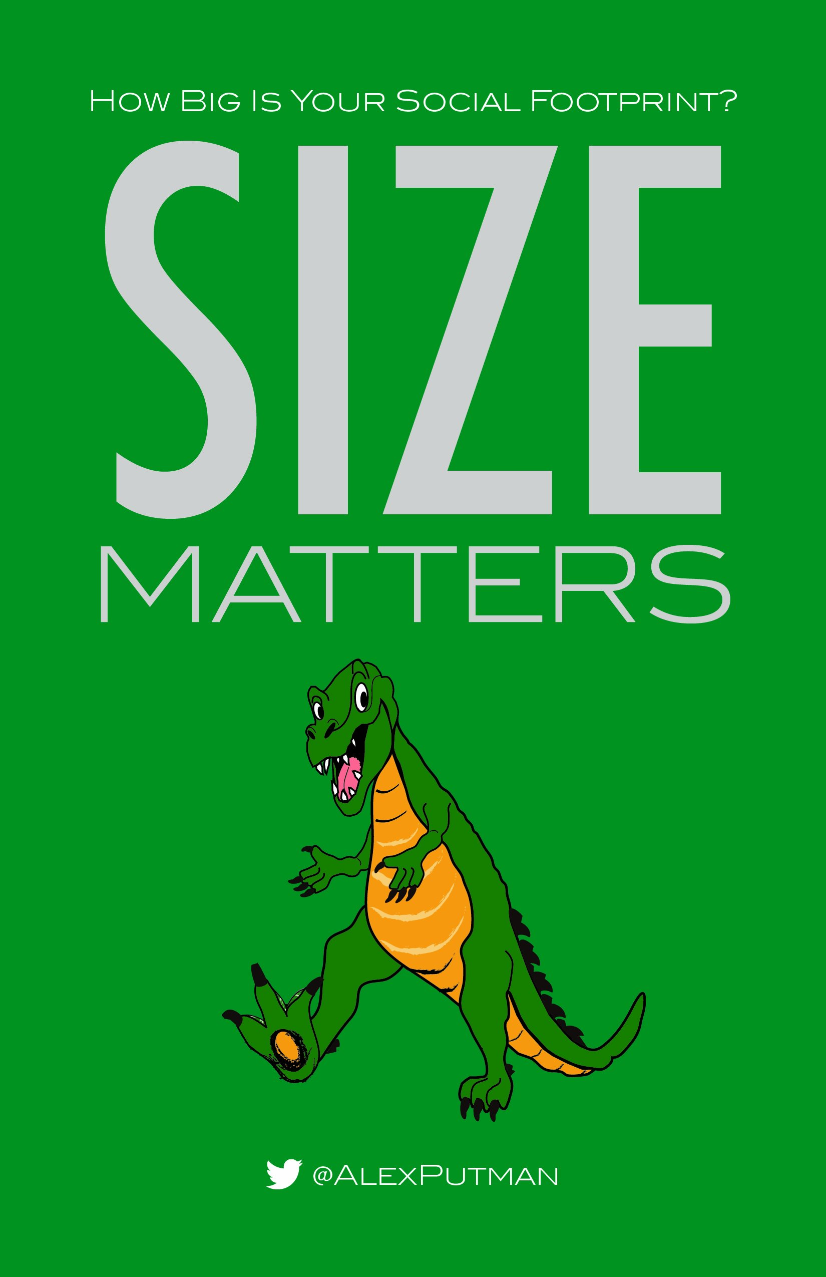 Download Size Matters! How Big Is Your Social Footprint? pdf epub