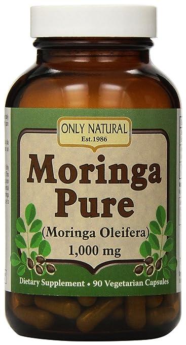 Pastillas De Moringa Puro Y Natural - Beneficios Para Salud Completa - Mejora Tu Salud Con
