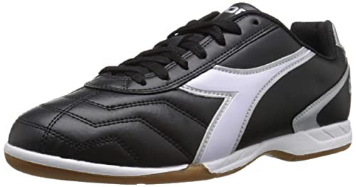 3515e0240f2 Image Unavailable. Image not available for. Colour  Diadora Men s Capitano  ID Indoor Soccer Shoes ...