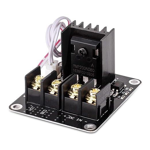 Ocamo - Placa de expansión de Fuente de alimentación con Cable de ...