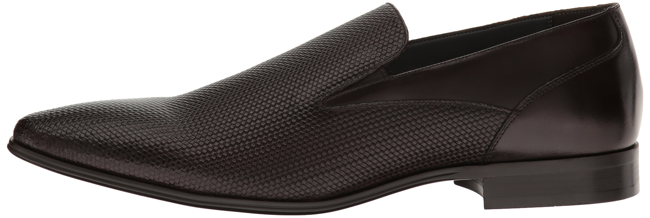 ALDO Men's Gwaling Tuxedo Loafer, Dark Brown, 13 D US by ALDO (Image #5)