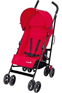 Safety 1st Slim - Silla de paseo, color rojo