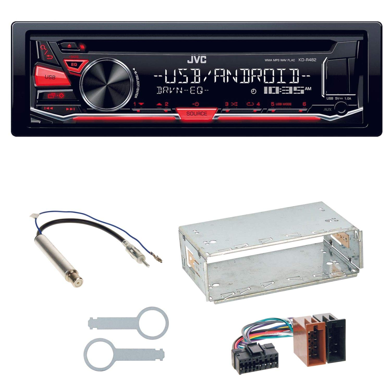 KD-R482 USB Autoradio FLAC MP3 AUX CD Einbauset fü r Seat Ibiza 6L Arosa Cordoba ACR-Bad Hersfeld 94232