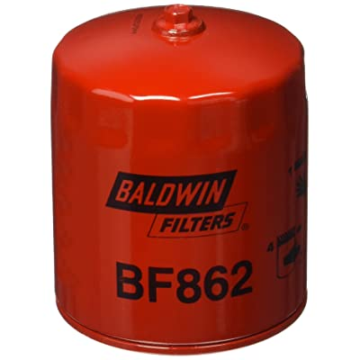 Baldwin BF862 Heavy Duty Diesel Fuel Spin-On Filter: Automotive