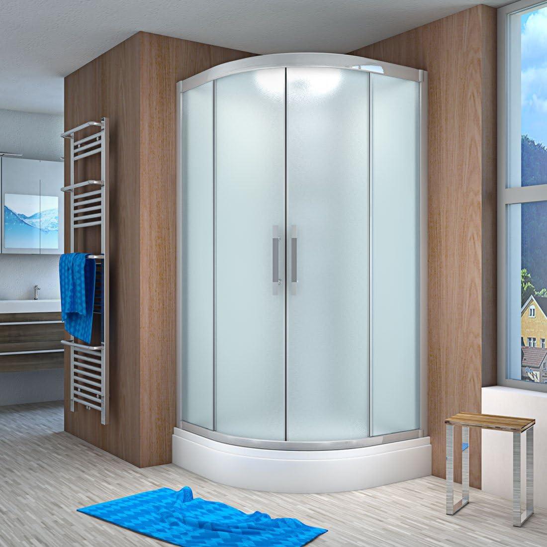 Acqua Vapore quick26 – 1014 ducha ducha Templo completa cabinas de ducha 90 x 90 20.00 wattsW, 230.00 voltsV: Amazon.es: Bricolaje y herramientas