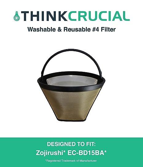 Amazon.com: Zojirushi Fresh Brew Jarra térmica Filtro para ...