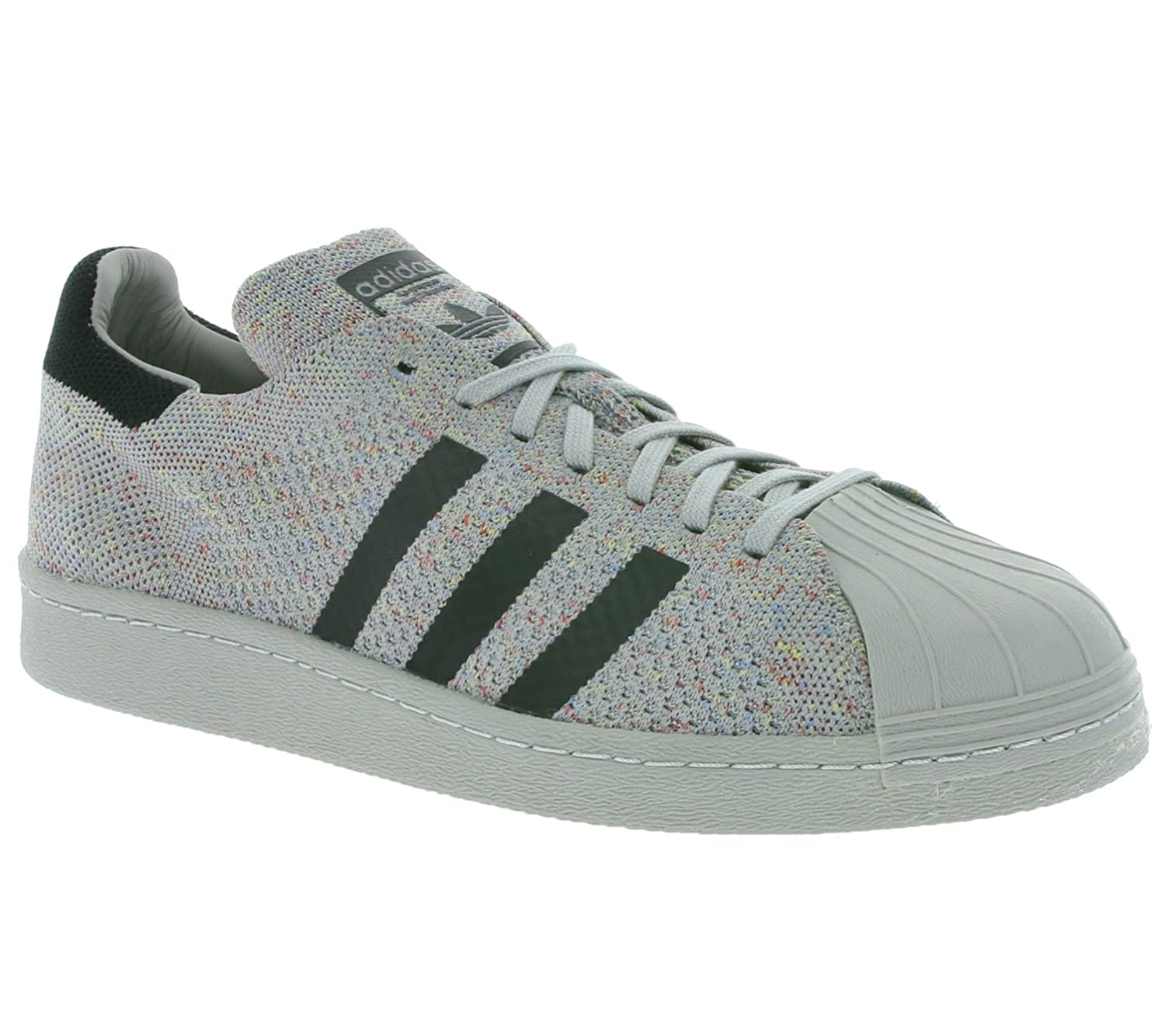 best sneakers 76a96 2bef9 adidas Superstar 80 S Primeknit Trainers Grey 11 UK  Amazon.co.uk  Shoes    Bags