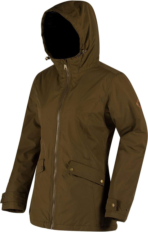 Regatta Womens Beatriz Waterproof Insulated Jackets