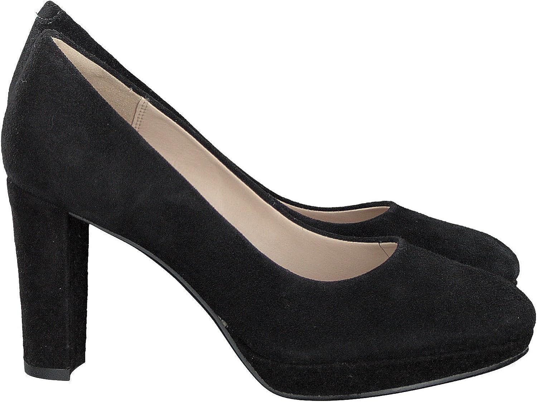 CLARKS Kendra Sienna Size 10 US Black