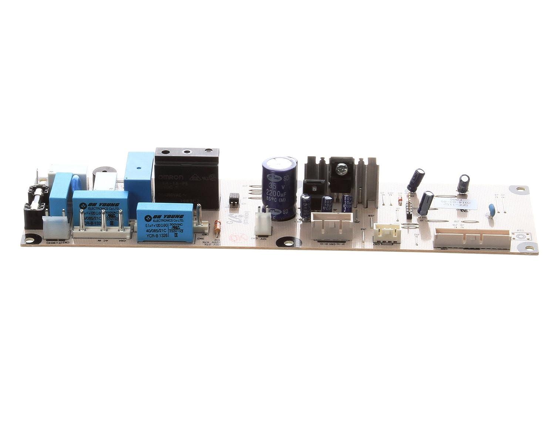 "Turbo Air 30243L3100 Main Printed Circuit Board, 13"" Height, 11"" Width, 7"" Length"