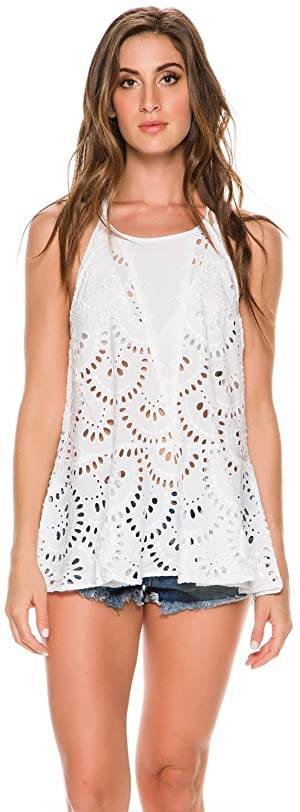 Free People Womens S White