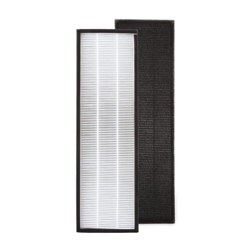 Isinlive FLT4825 True HEPA Air Purifier Replacement Filter B Compatible with Guardian Technologies Models AC4825, AC4850PT, AC4900CA, PureGuardian AP2200CA and Black+Decker BXAP148 (AC4300)