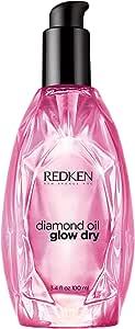 Redken Glow Dry Style Enhancing Blow-Dry Hair Oil, 100 ml