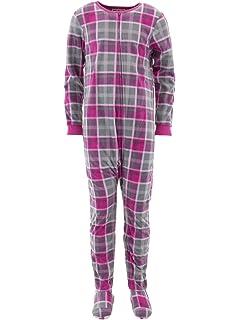 Komar Kids Girls  Big Plush Velour Fleece Footed Blanket Sleeper Pajama 9b35fdae5