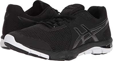 ASICS Men\u0027s Gel-Craze TR 4 Black/Black/White 7 ...
