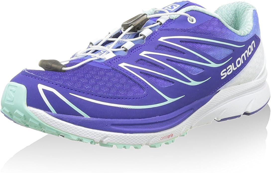 Salomon Viola/Bianco EU 38 (UK 5): Amazon.es: Zapatos y complementos