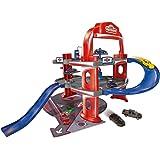 Majorette - 212053743 Wow - Circuit - Majorette - Urban Garage Avec 1 Voiture