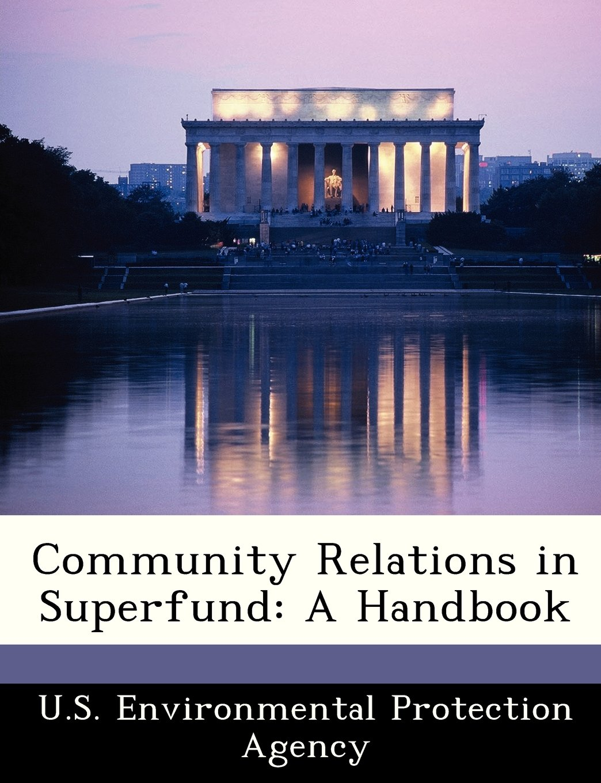 Download Community Relations in Superfund: A Handbook ebook